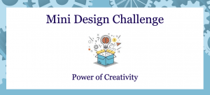 Read more about the article Power of Creativity Challenge